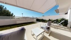 Новые просторные апартаменты в Финестрате