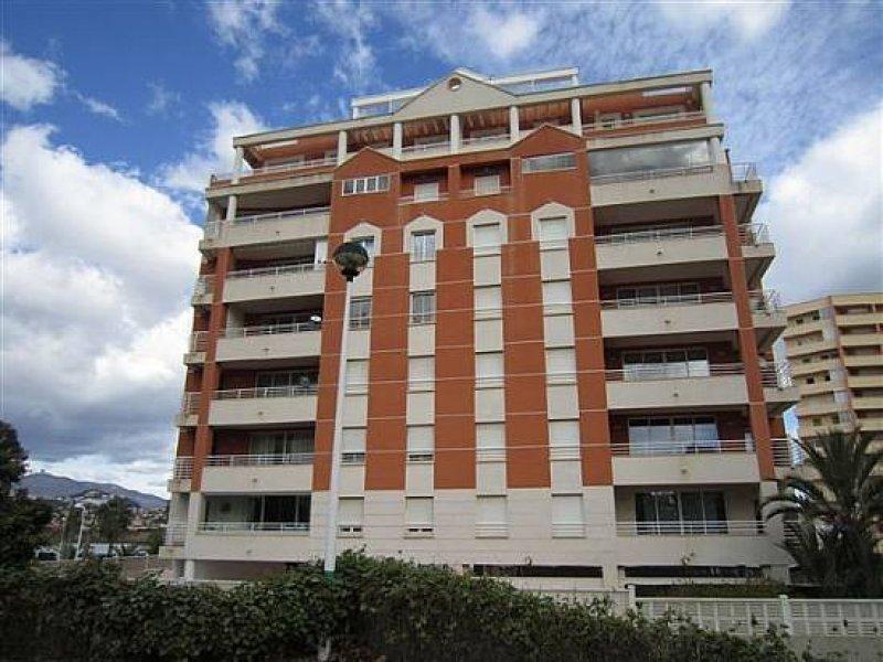 Квартира с красивым видом в Кальпе