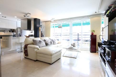 Квартира 84 кв.метра с ремонтом в Чамартин, Мадрид