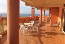 Пентхаус 150 кв.м на продажу в Ла Манге, с видом на море