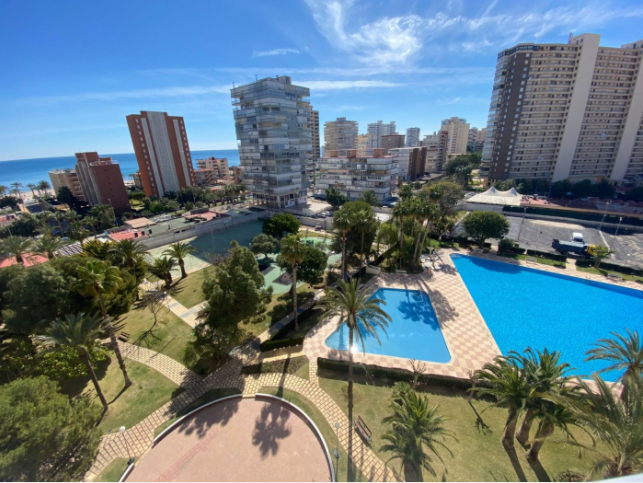 Квартира 130 кв.метров на пляже Сан-Хуан-де-Аликанте