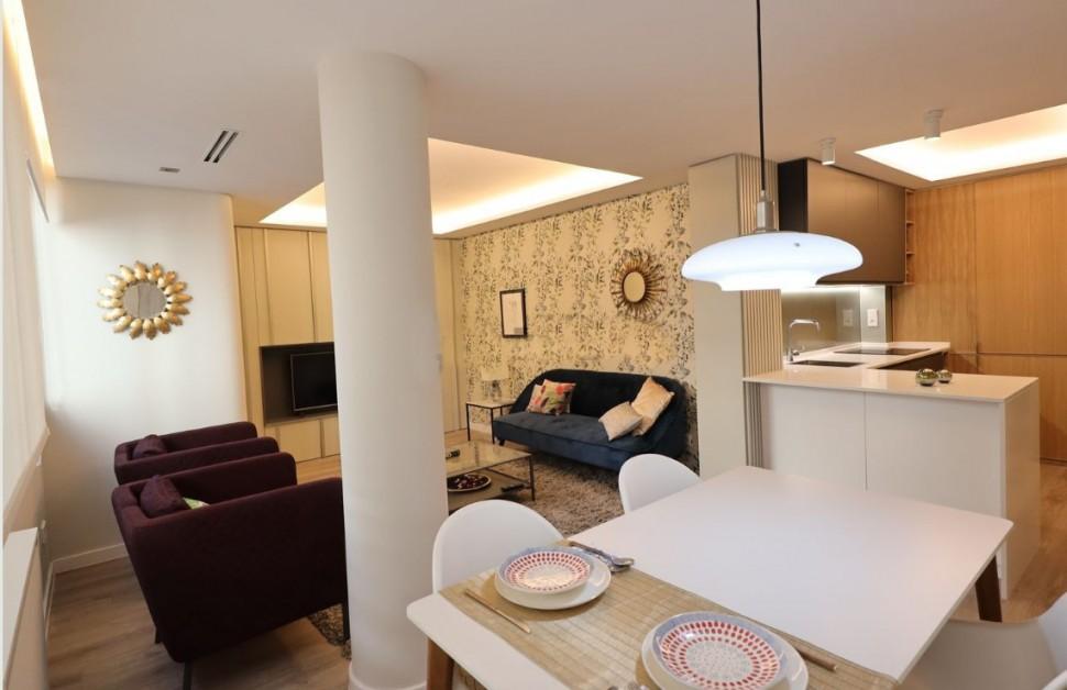 Квартира с ремонтом в Чамартин, Мадрид