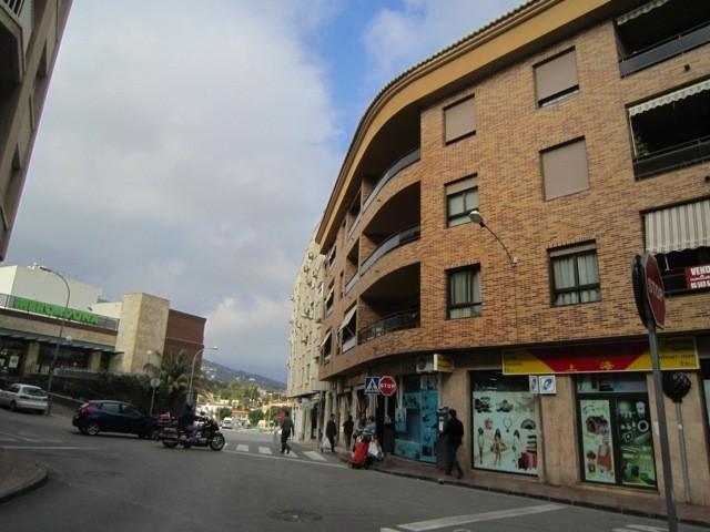 Шикарные апартаменты в центре Кальпе
