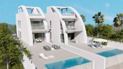 Оригинальные апартаменты в Сьюдад-Кесада
