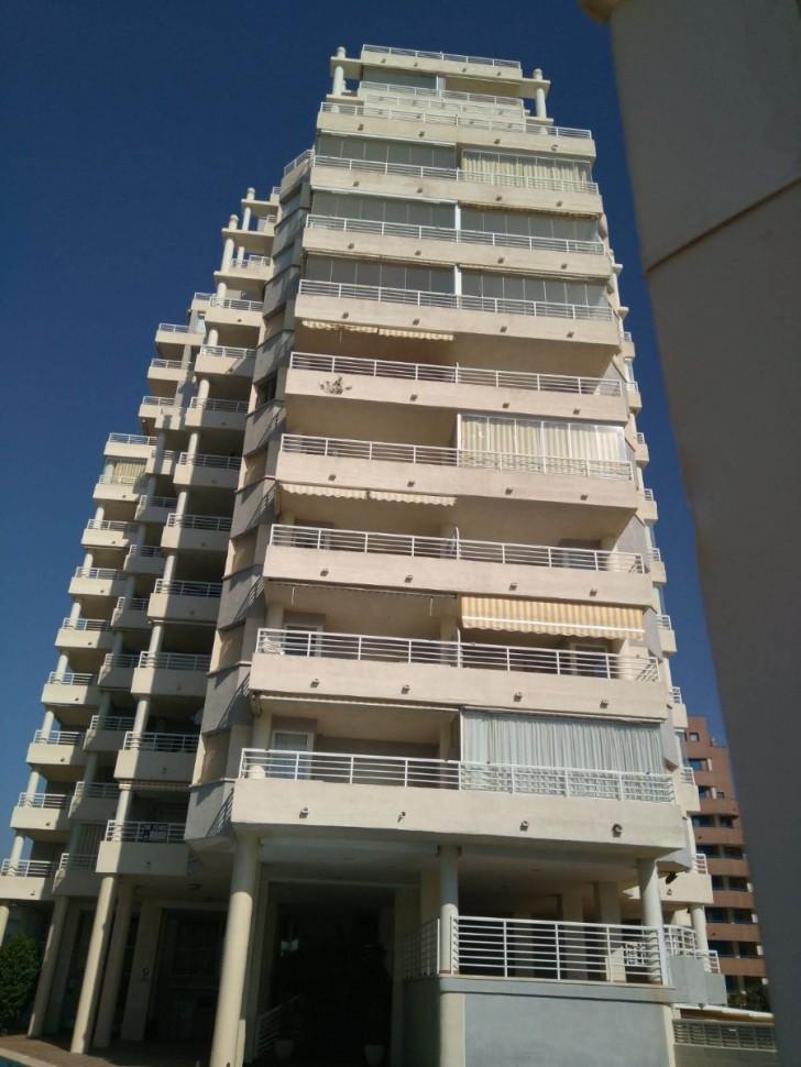 Квартира 85 кв.метров на первой линии пляжа Фосса в Кальпе