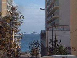 Квартира в 30 м от моря в центре Кальпе