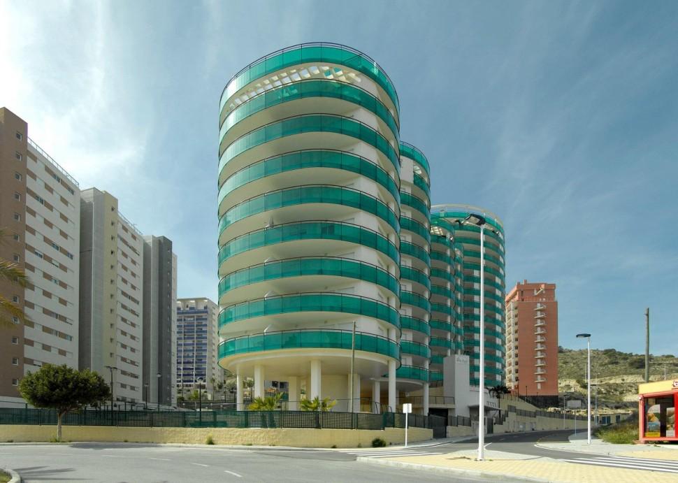 Апартаменты 112 кв. метров в Бенидорме