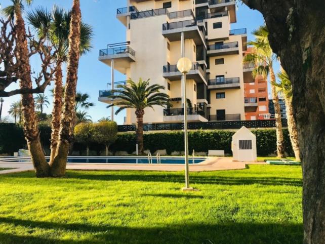 Квартира 40 кв.метров в San Juan Playa