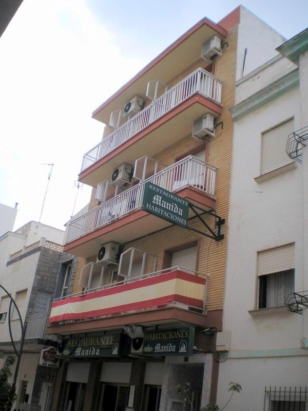 Отель в 100 метрах от моря в Сантьяго де Ла Ривера