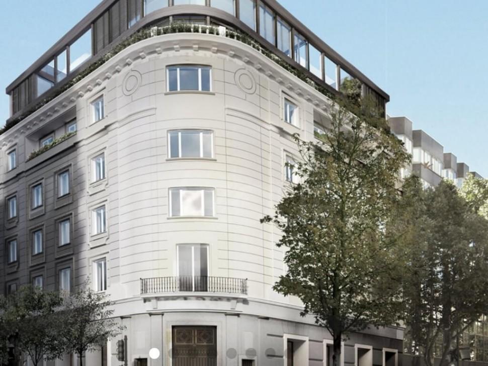 В продаже 8 оригинальных домов в Саламанке, Мадрид