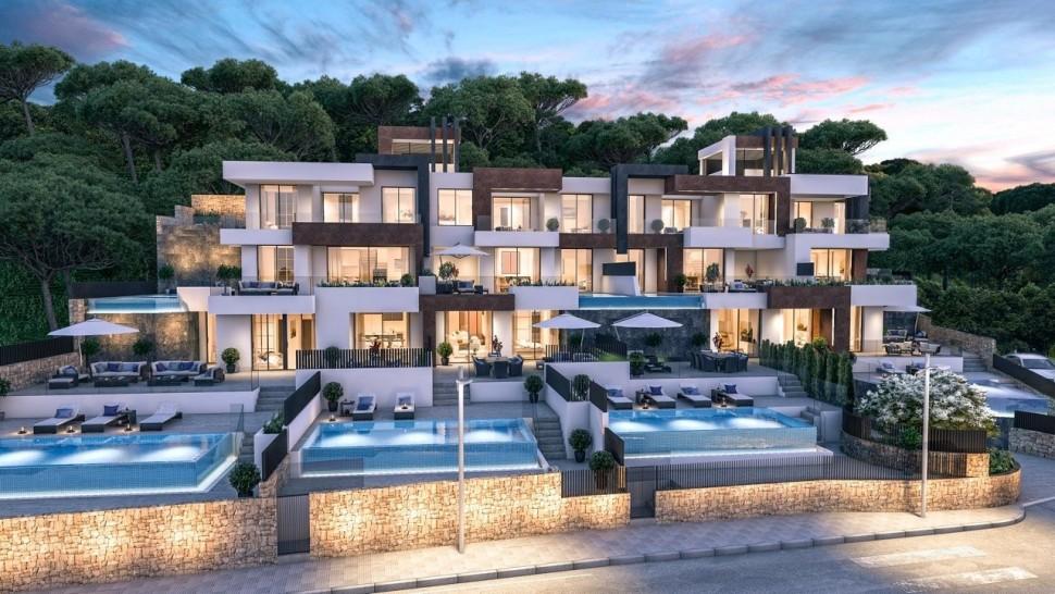 Роскошные апартаменты 298 кв. метров в Бенидорме