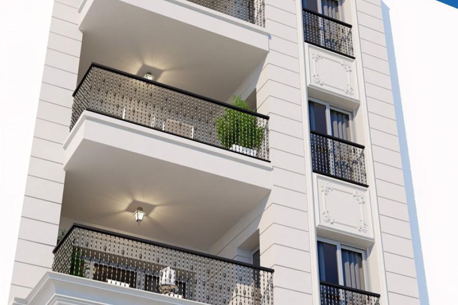 3-х комнатные апартаменты 74 кв.метра, Торревьеха