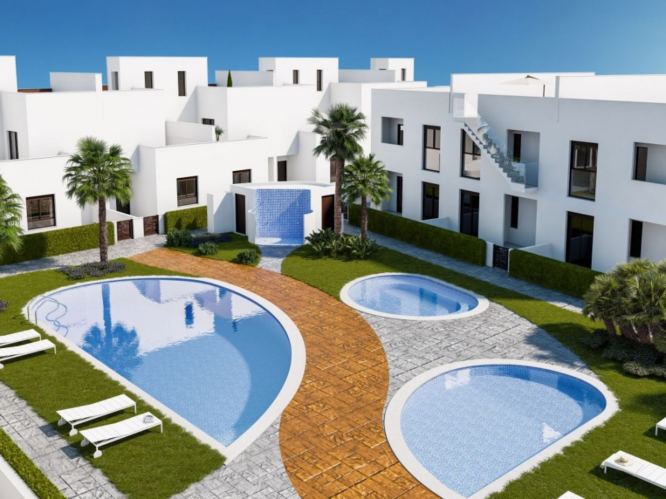 Стильные апартаменты в Торре де ла Орадада