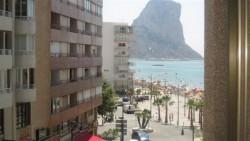 Апартаменты 73 кв.метров на берегу моря в Кальпе