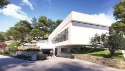 Современная роскошная вилла 315 кв. метров в Лас Колинас