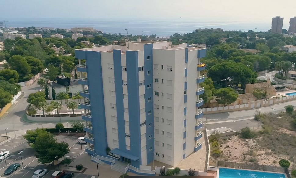 Современные апартаменты 116 кв.метров в Кампоаморе