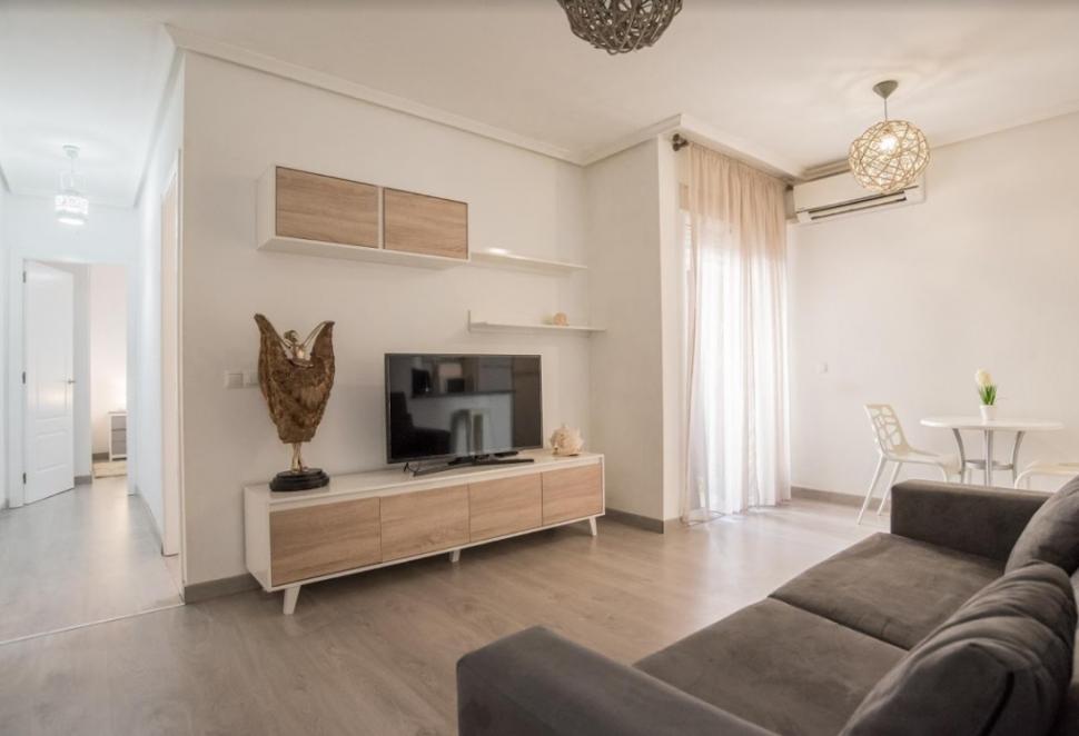 Квартира 55 кв.м. с ремонтом в Торревьехе