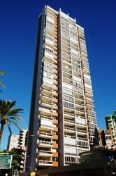 Великолепные апартаменты возле пляжа Леванте в Бенидорме