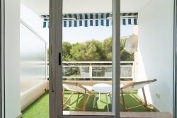 Квартира в резиденции Альтос де Кампоамор с бассейном