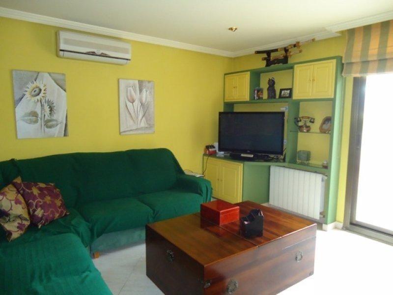 3-х комнатная квартира 98 кв. метров в Кальпе