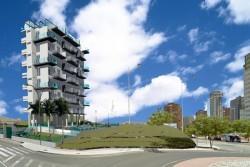 Стильные апартаменты с большими террасами в Финестрате