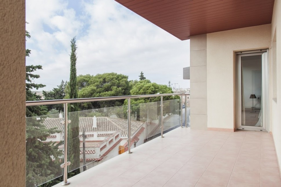 Апартаменты с 2 и 4 спальнями, 150 кв.метров в Сан-Педро-дель-Пинатар