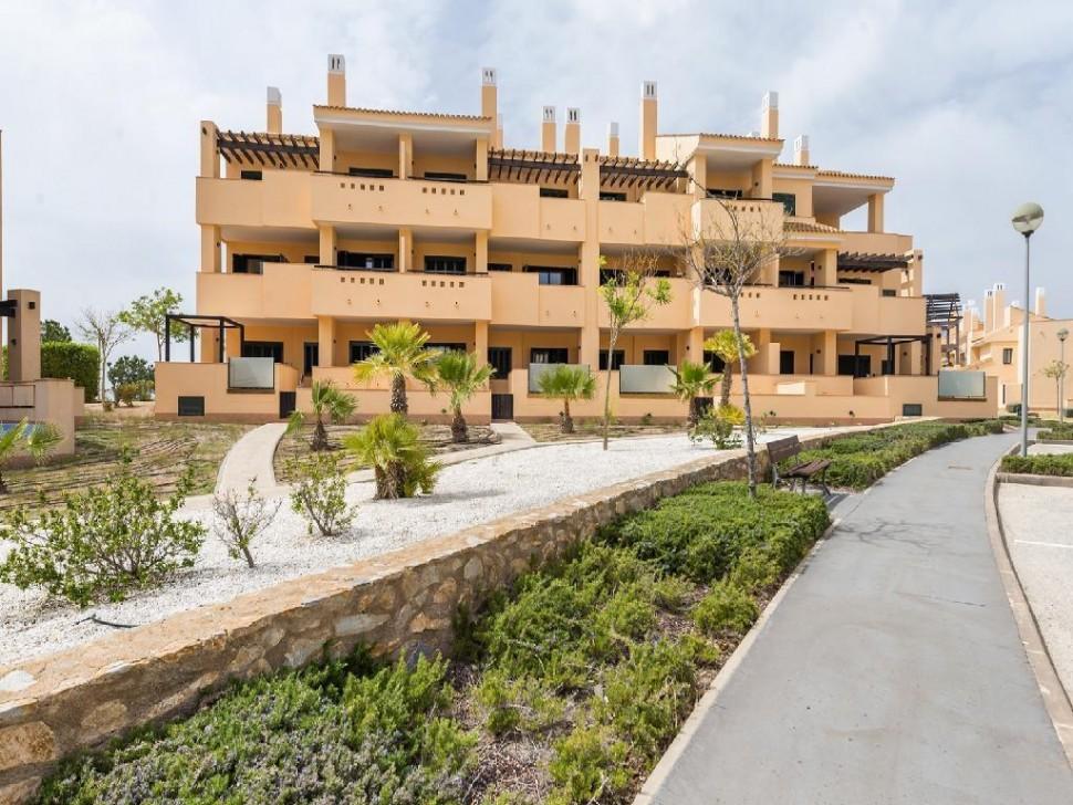 Новые апартаменты рядом с полем для гольфа в Фуэнте Аламо