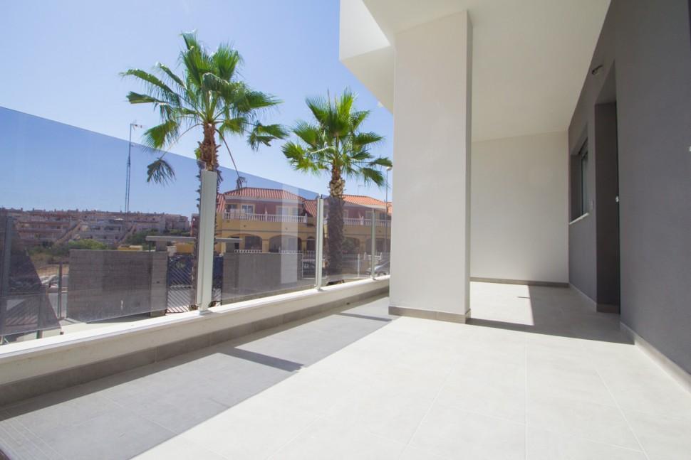 Отличные новые апартаменты 65 кв.м. в урбанизации, Вилламартин