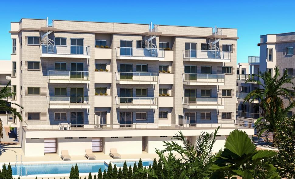 Апартаменты в Оливе в 250 метрах от пляжа