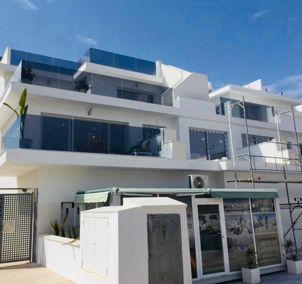 Квартиры 122 кв. метров в Ареналес-дель-Соль