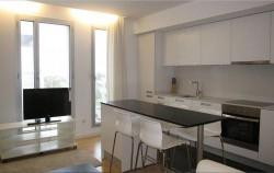 Квартира с современным дизайном в Барселоне