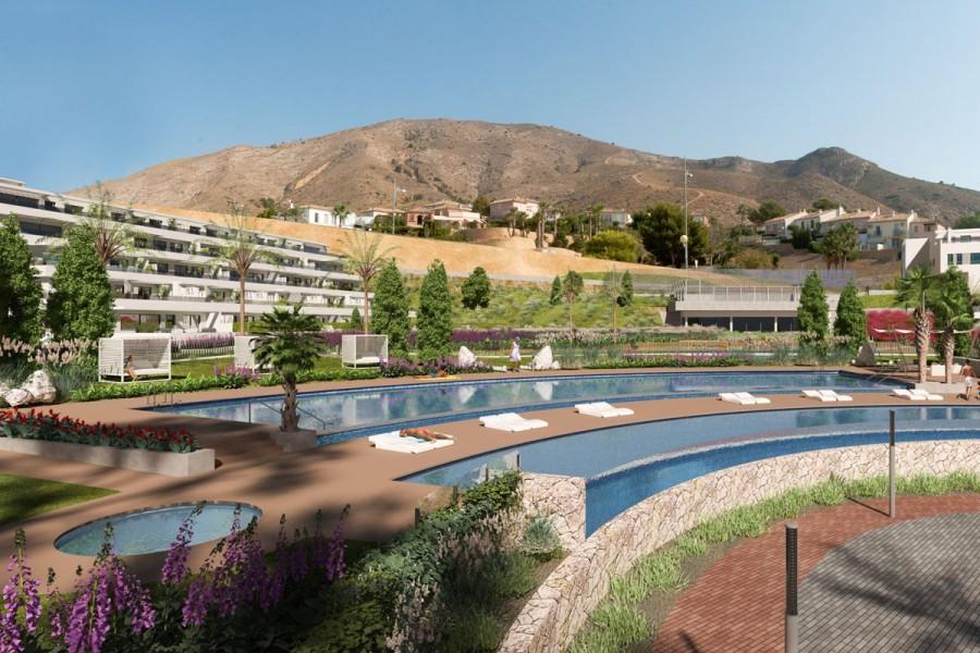 Великолепные апартаменты 78 кв. метров в Сьерра Кортина