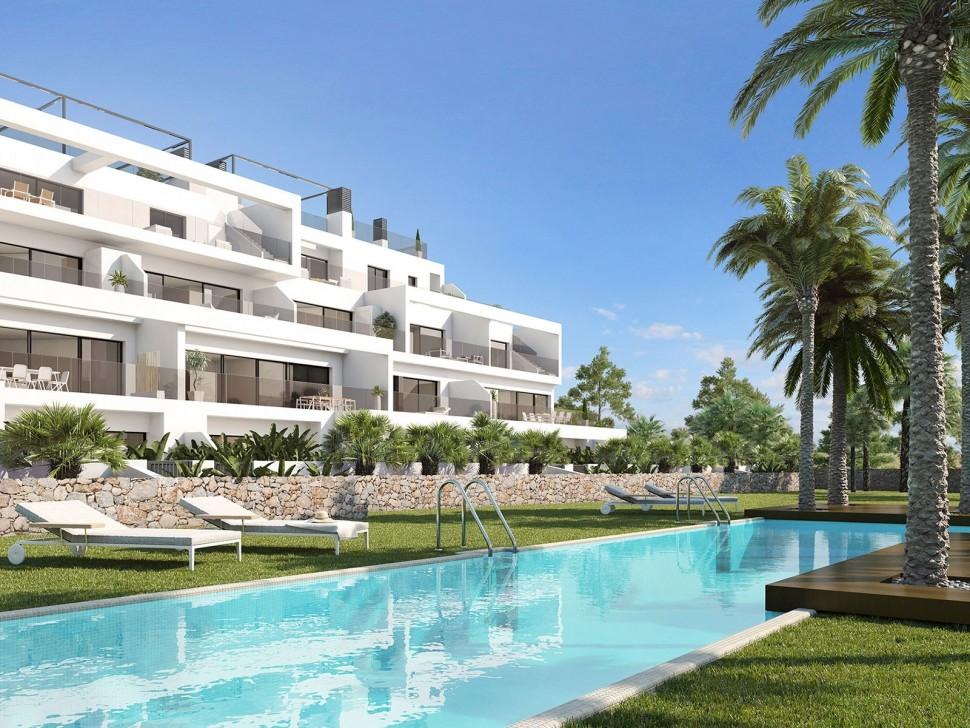 Апартаменты в роскошной урбанизации в Лас Колинас