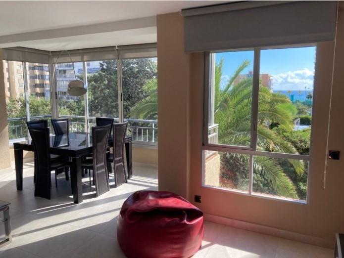 Квартира с видом на море Плайя де Сан Хуан, 2 линия пляжа