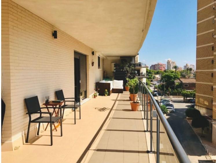 Фантастическая квартира 90 кв.м в новостройке Плайя де Сан Хуан