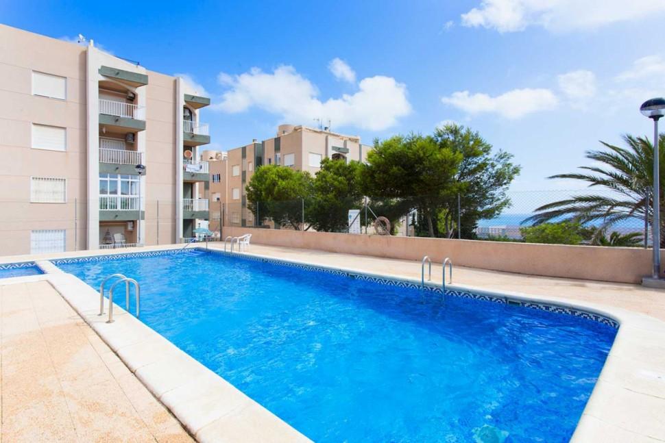 Апартаменты 74 кв.метра в 200 м от пляжа Ла Мата