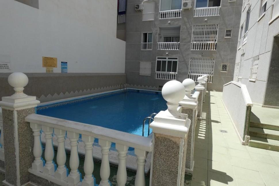 Квартира 50 кв.м в районе Асекьон в Торревьехе