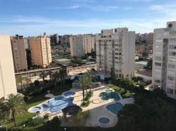 Апартаменты 70 кв.метров у пляжа Сан-Хуан, Аликанте