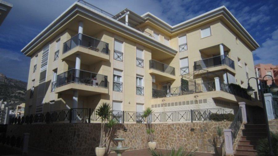 Квартира 112 кв. метров в Кальпе