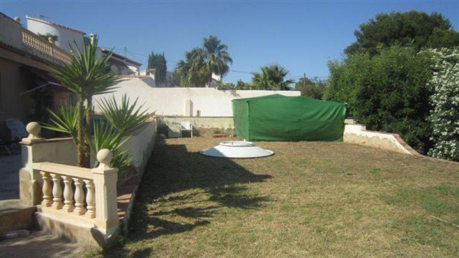 Уютное шале в Бениссе