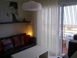 Красивая меблированная квартира в Кальпе