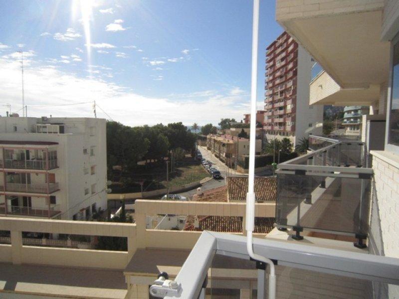 Апартаменты 75 кв. метров в Кальпе