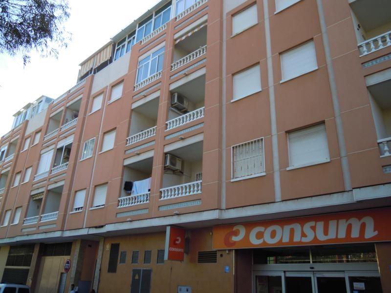 2-х комнатная квартира в Торревьехе с бассейном