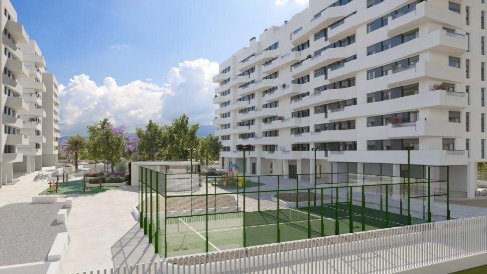 Апартаменты 109 кв.метров в 5 минутах от Сан-Хуан, Аликанте