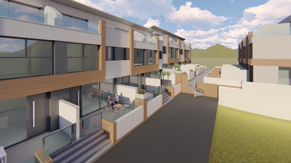 Новые дома в Гуардамар дель Сегура