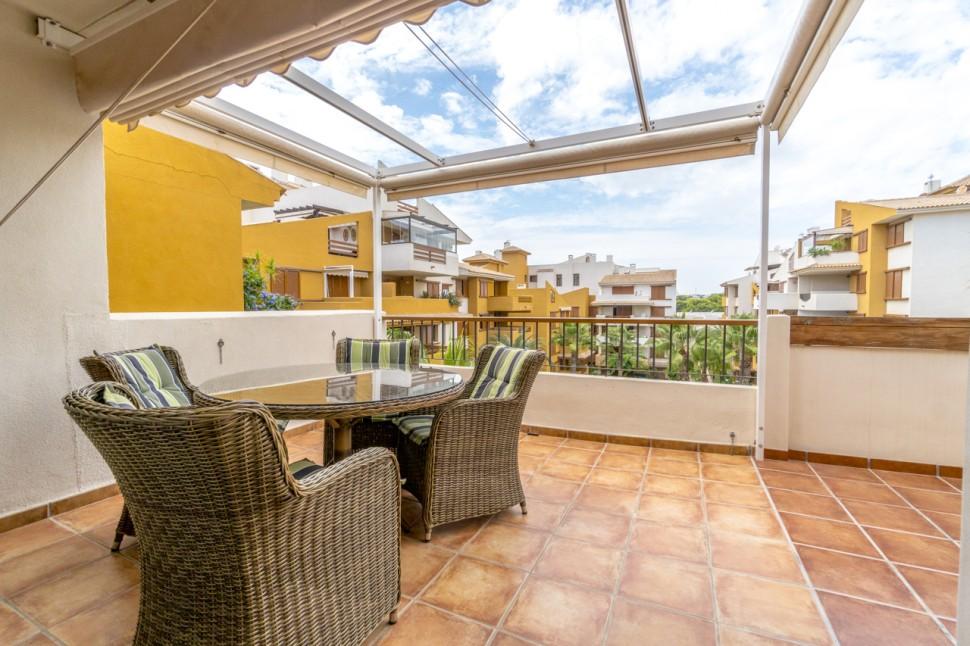 Квартира 149 кв.м. с солярием в Ла Реколета, Пунта Прима