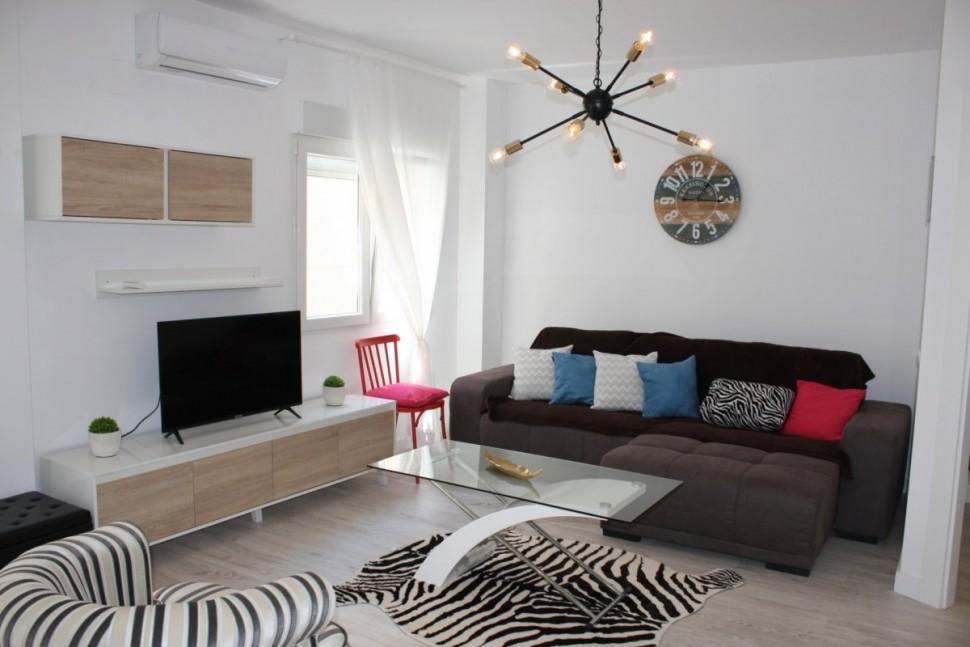 Квартира в стиле модерн 65 кв.метров в Торревьехе