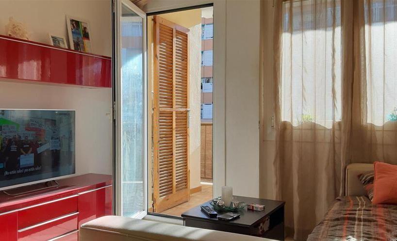 Квартира с ремонтом и террасой в Санта Понсе ID44