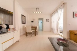 Красивая квартира 120 кв.метров в центре Кальпе