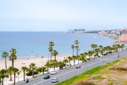 Двухуровневый пентхаус с видом на пляж Ла Мата, Торревьеха